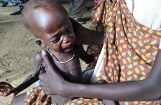 Ireland sends €2 million to South Sudan as 4 million people face starvation