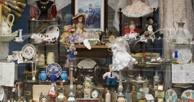 Sales aren't a problem for charity shops… it's a lack of donations