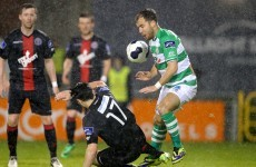 Battling Bohemians earn Tallaght draw as Rovers lose ground in title chase