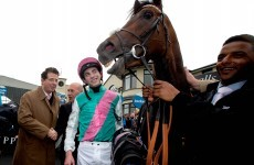 Kingman rules in Irish 2000 Guineas