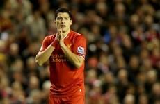 Calderon expects Real Madrid bid for Suarez