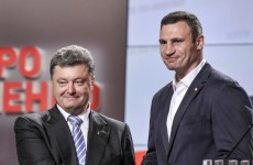 Ukraine boxing hero Klitschko claims Kiev mayor seat
