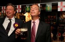 UKIP on clear lead in Britain as Eurosceptics clear up across EU