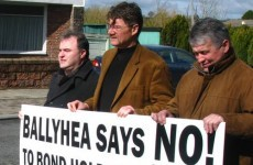 O'Flynn bitterly disappointed by response to anti-bondholder protest