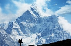 Two Irishmen reach summit of Mount Everest