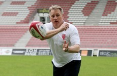 Biarritz confirm all-French coaching staff for new boss Eddie O'Sullivan