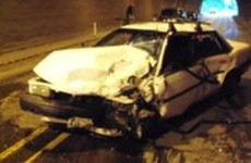 Teenager crashes in a tunnel after passing out from holding his breath
