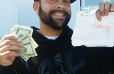 Millionaire hides envelopes of cash around San Francisco
