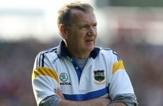 Tipperary's Eamon O'Shea: 'This is simply handing on - you don't own it - it's part of a culture'