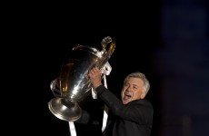 United wanted Ancelotti ahead of Moyes, says Real chief Perez