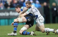 Ireland international Ryan Caldwell joins the Exeter Chiefs