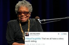 We studied Maya Angelou's writing in school - here's what she taught us