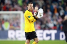 Shay Given may attend training with Donegal footballers this week