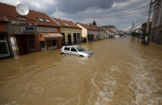 Ireland to send supplies including tents and blankets to flood victims in the Balkans