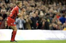 Laporte confirms coaching role for retiring Jonny Wilkinson at Toulon