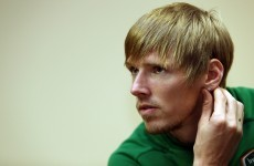 Ireland forward Andy Keogh signs for Glory in A-League