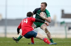 Two uncapped players named as Ireland prepare for IRB Junior World Cup kick-off