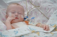 Irish funded operation saves the lives of 20 children in Ukraine
