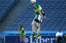 Kerry and Kildare through to Christy Ring Cup final