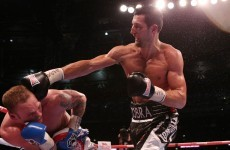 Froch KOs Groves in eighth round to retain super-middleweight titles