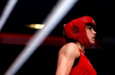 Katie Taylor on collision course* for London 2012 foe after first round win