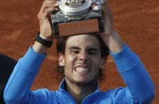 Nadal beats Federer to land record-equalling sixth French Open