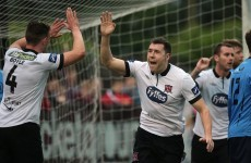 Dundalk's sexy football too much for prudish Students