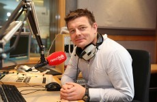 Brian O'Driscoll to join Off The Ball team on Newstalk from September