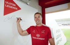 'I think I just need a break from rugby' - Stephen Ferris on his retirement