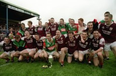 In 1999 Dillon and Duffy were minor footballers, now they're back as Mayo senior teammates