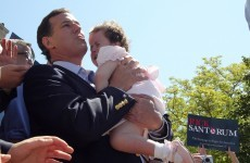 """""""I'm running for president"""": Santorum the latest Republican candidate to enter White House race"""