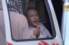 Taliban release video showing US soldier Bowe Bergdahl being released after 5 years