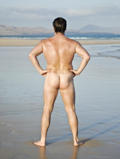 nude men in ireland