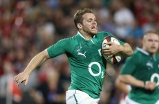 Now or never for Darren Cave as he looks to nail down Ireland's 13 slot