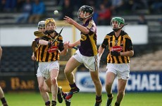 Wexford U21′s enjoy 10 point win over Kilkenny as Sutton and Clarke hit the net