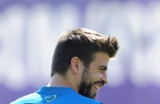 Gerard Pique's only gone and revealed the price tag for Cesc Fabregas