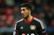 Liverpool agree €12m deal to sign German midfielder Emre Can