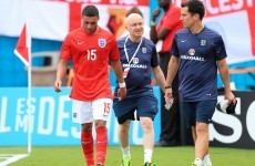 World Cup in doubt for injured England starlet Oxlade-Chamberlain