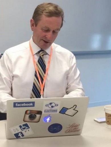 Enda Kenny answered your Facebook questions last night – here's what he said…