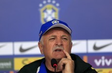 Scolari tips Brazil-Argentina World Cup final