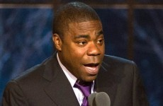 Comedian Tracy Morgan critically injured in six-car collision
