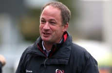 David Humphreys leaves Ulster for Director of Rugby position at Gloucester