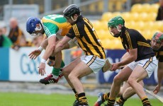 The soccer skill from Offaly's Brian Carroll that had Sky Sports purring