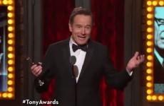 Bryan Cranston and Neil Patrick Harris won big at the Tony Awards last night