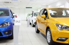 Huge increase in number of people buying new cars compared to last year