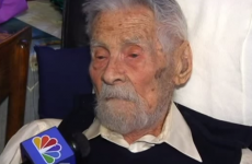 Oldest man in the world dies in New York