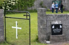 Tuam mass grave to be discussed at Cabinet this morning
