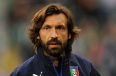 England better equipped to deal with Pirlo, says Hodgson