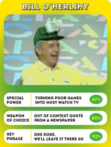 TheScore.ie's World Cup 2014 media Top Trumps
