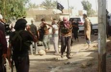 Militants seize Saddam's hometown, set sights on Baghdad